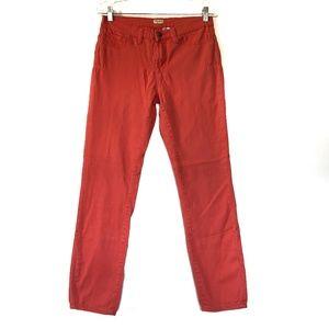 Cremieux Coral Trouser Pants Straight Mid Rise 4